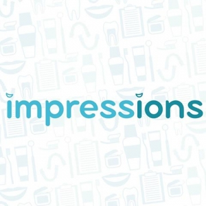 Logo for Impressions invisible aligners